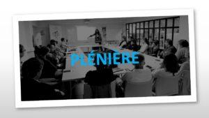 Plénière Cluster.b – «Emploi & Formation»